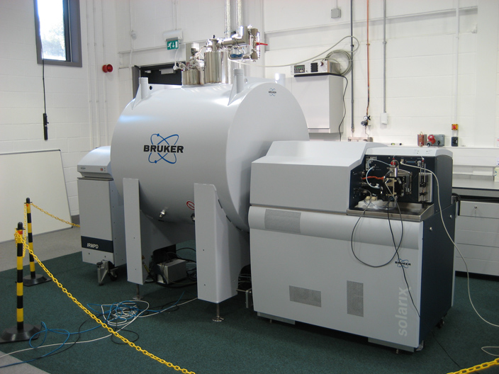 Mark P. Barrow, mass spectrometry, research - Petroleomics